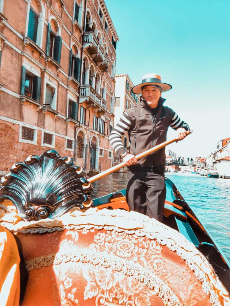 גונדוליאר ונציה