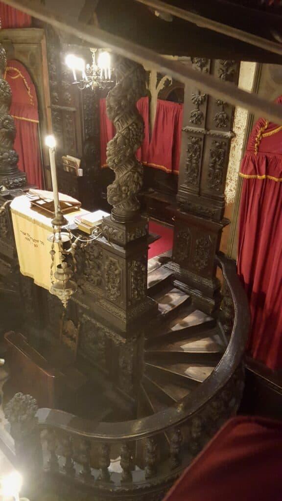 """בית כנסת כשר בחו""""ל ונציה"""