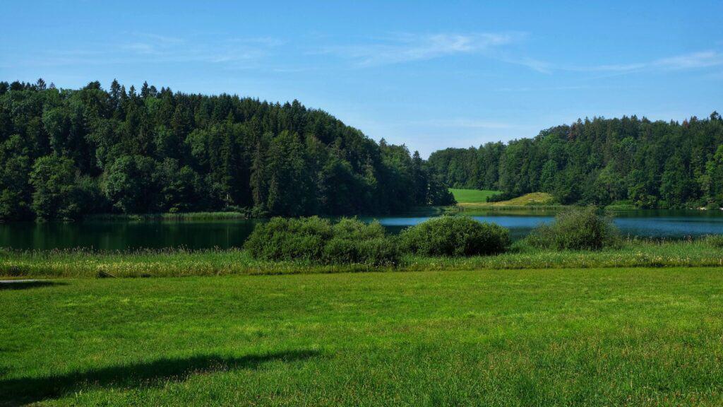 Türlersee  אגם שאסור לפספס