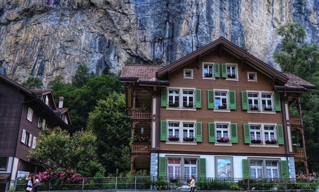 Lauterbrunnen שוויץ