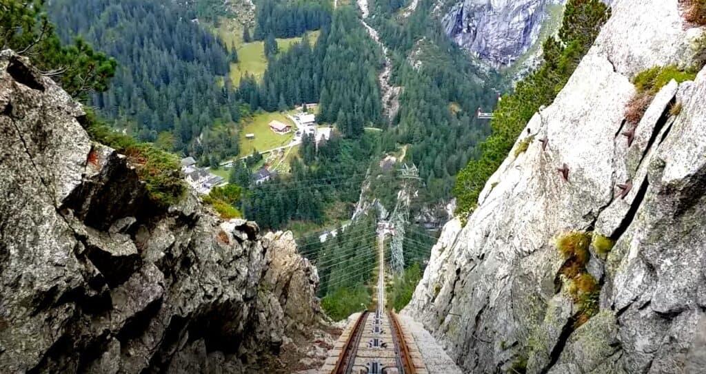 GELMERBAHN רכבת הרים
