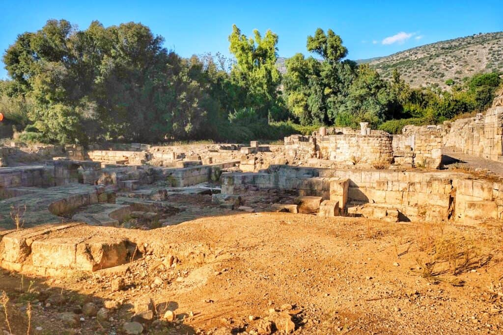 ארמון אגריפס בניאס