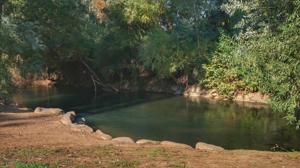 נהר הירדן שדה נחמיה