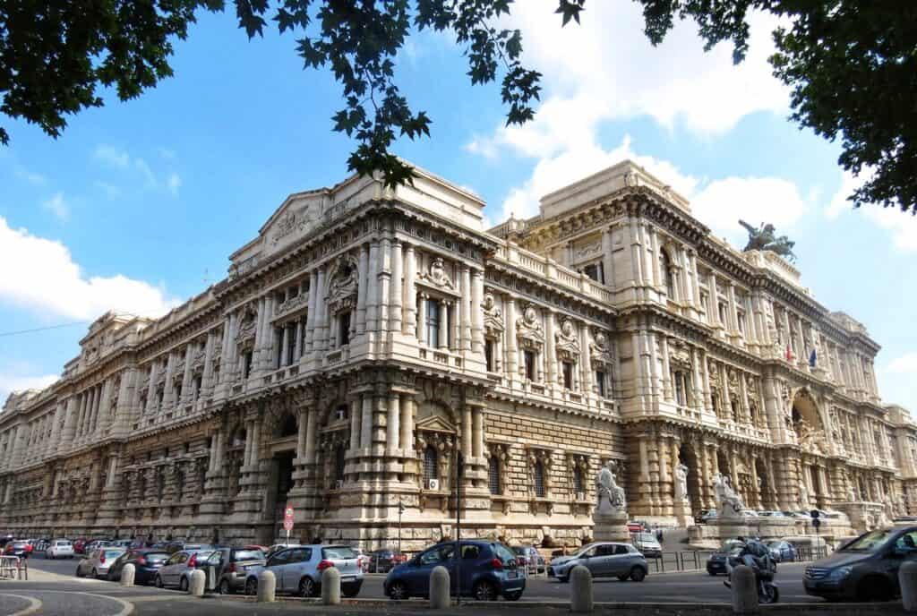 בית המשפט העליון רומא