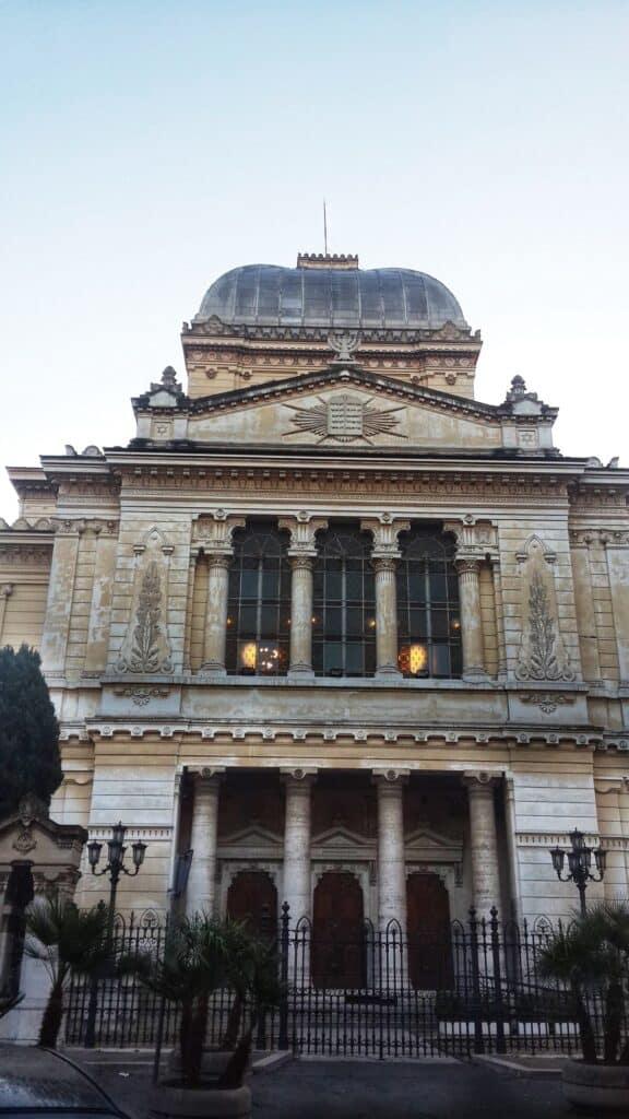 הבית כנסת הגדול ברומא