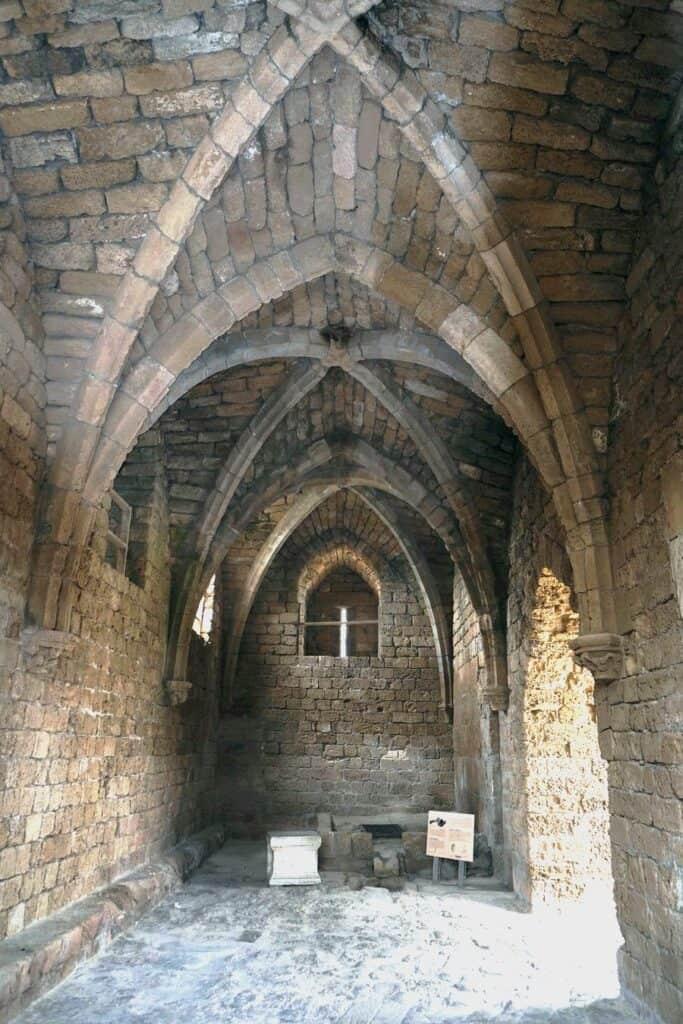 כניסה גן לאומי קיסריה