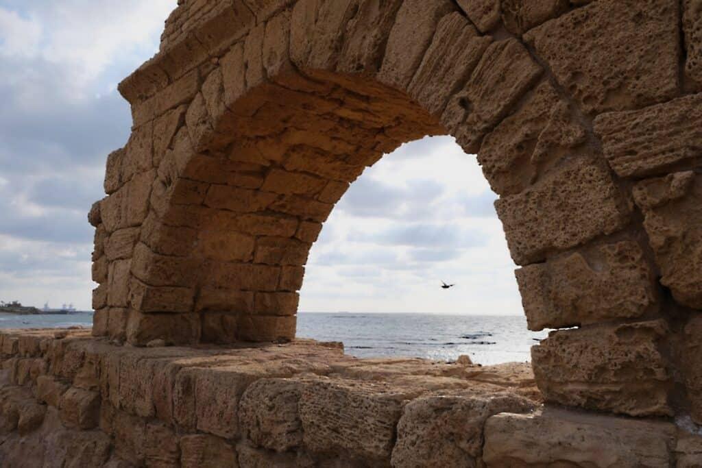 אמות המים של קיסריה