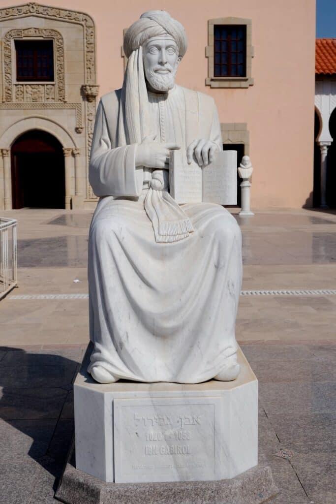 מוזיאון ראלי קיסריה - פסל
