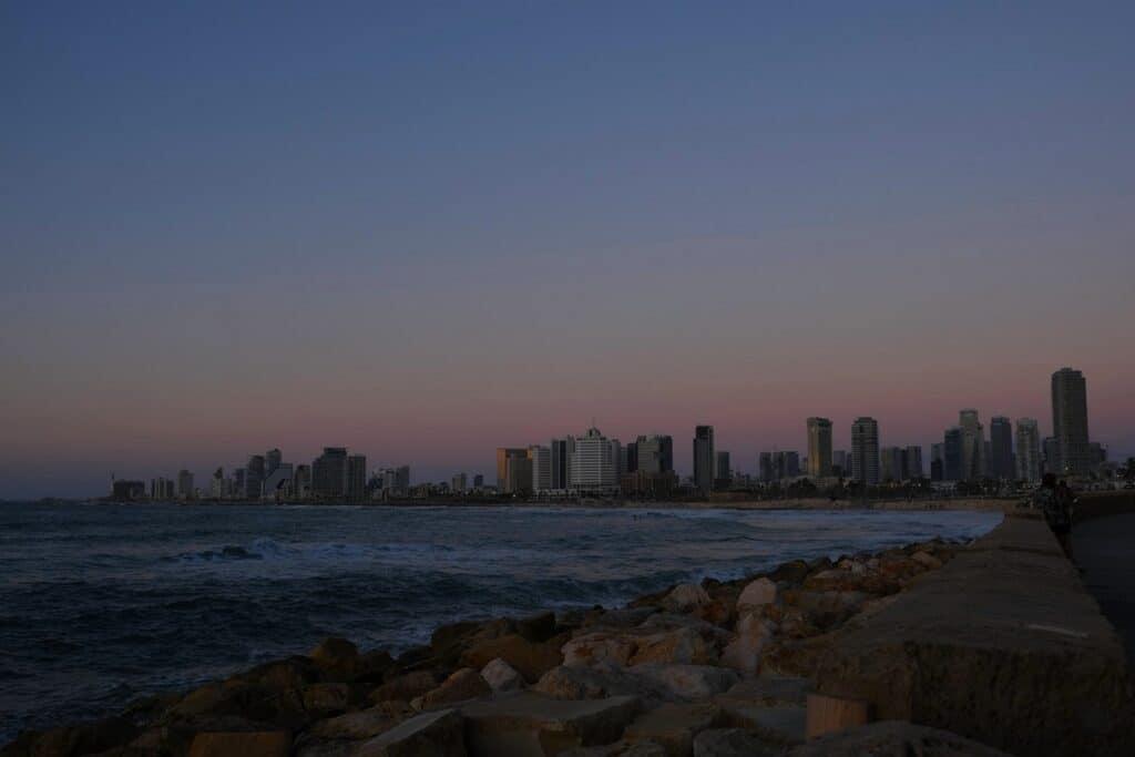 חוף תל אביב יפו