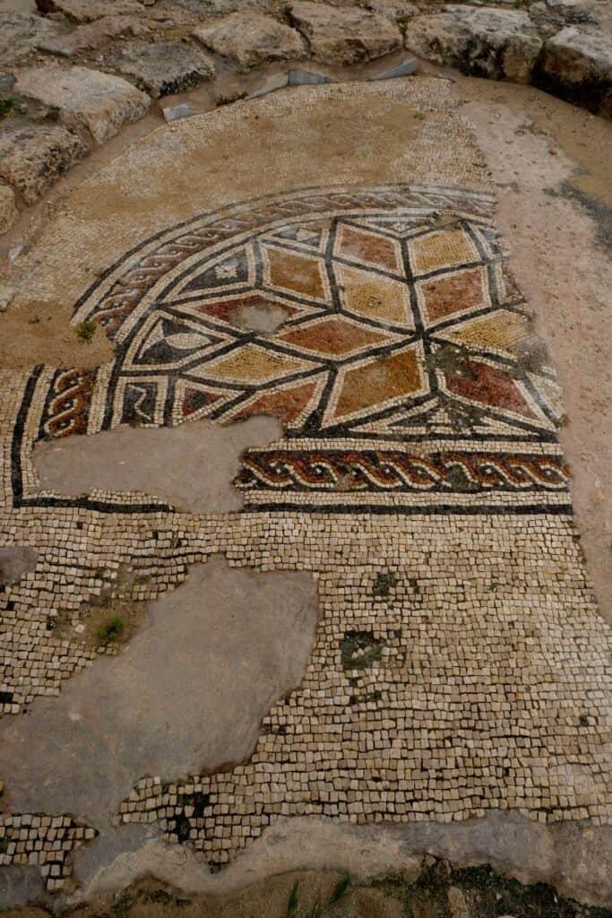 פסיפיס גן לאומי קיסריה