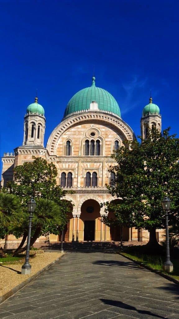 בית הכנסת הגדול של פירנצה