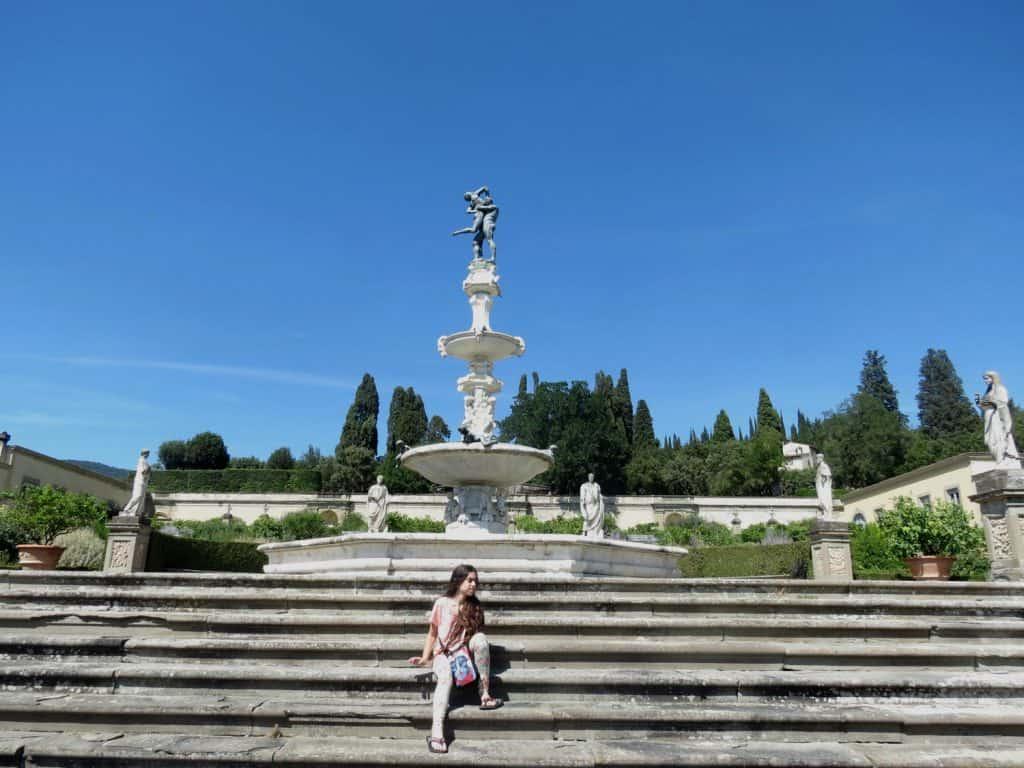 Villa Medicea di Castello פירנצה